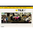 TILE Website goes online