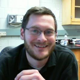 Dr. Andrew Forbes, Assistant Professor, Biology